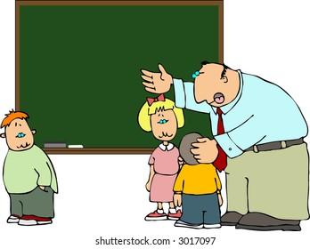 Teacher's Explanation