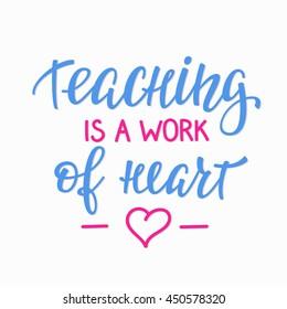 Quotes Teacher Stock Vectors, Images & Vector Art   Shutterstock