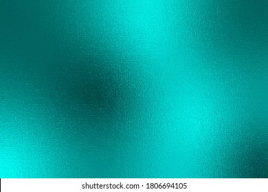 Teal background. Metallic effect foil. Turquoise sparkle texture. Cyan color marble. Blue green metal surface. Backdrop glitter design for business, invitation, cards, prints. Vector illustration