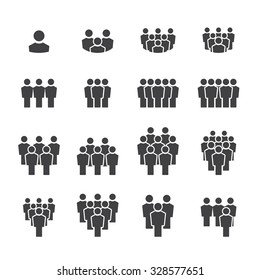 ensemble d'icônes