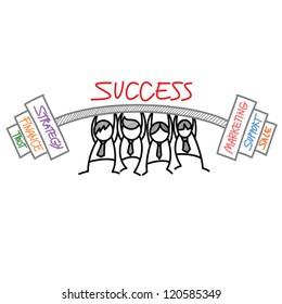 team lift business task