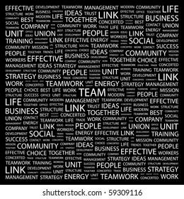 Team Word Images, Stock Photos & Vectors | Shutterstock
