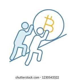 Bitcoin Team Images Stock Photos !   Vectors Shutterstock -