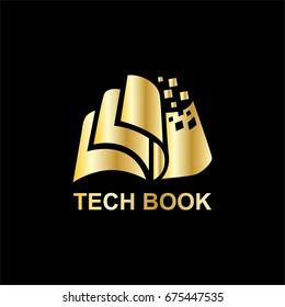 tech book logo