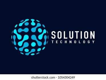 Tech solution logo