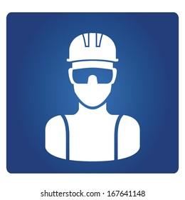 technician, mechanic, engineer symbol