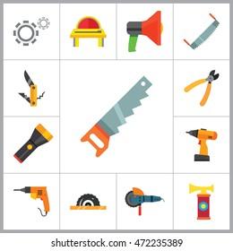 Techniques Icons Set