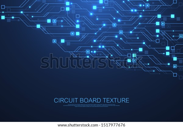circuit diagram wallpaper technology abstract circuit board texture background stock vector  circuit board texture background
