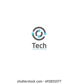 Technology company logo
