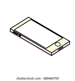 technology smartphone to electronic communication