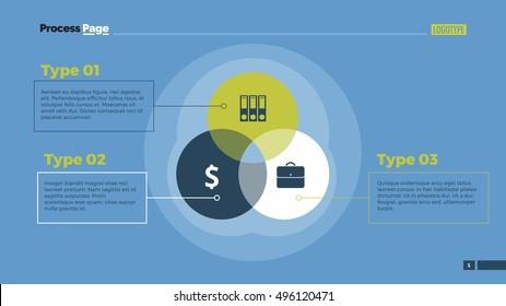 Technology Venn Diagram Slide Template
