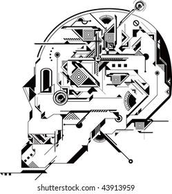 Tee Design Skull