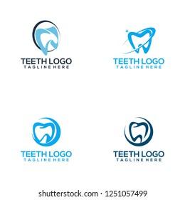 Teeth Logo Design