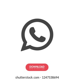 Whatsapp Icons Free Download Png And Svg