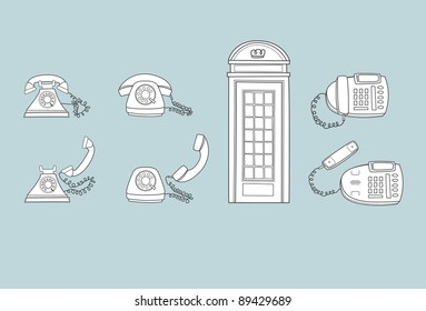Telephones Old and New