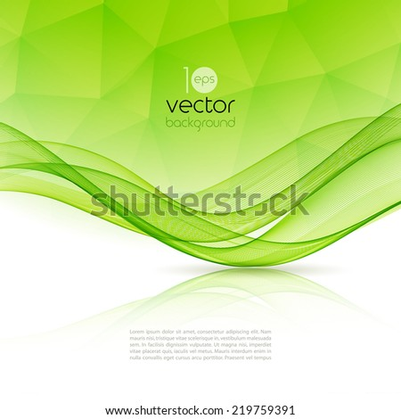 Template abstract background for design website
