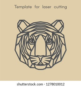 Tiger Cut Out Images, Stock Photos & Vectors | Shutterstock