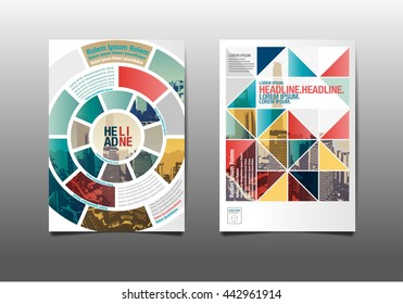 Template design, Abstract Modern Backgrounds