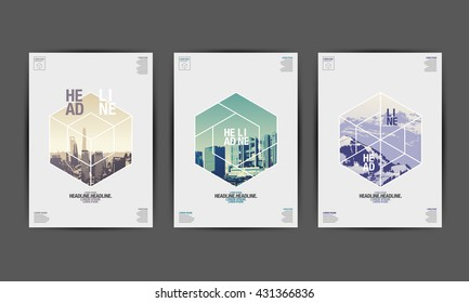 Template design Layout , Brochure , Flyer ,Geometric , vector, Abstract Modern Backgrounds