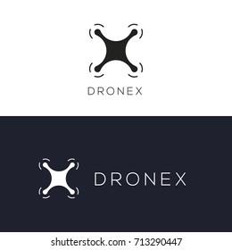 Template Drone Logo