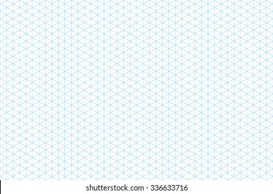 template isometric grid seamless pattern, vector illustration, EPS 10.