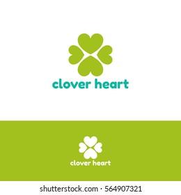 Template logo for clover