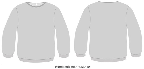 sweater template images stock photos vectors shutterstock