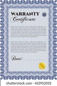 Warranty Card Design Images Stock Photos Vectors Shutterstock