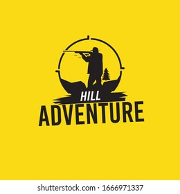 Template_Hill Adventure Logo For Your Team