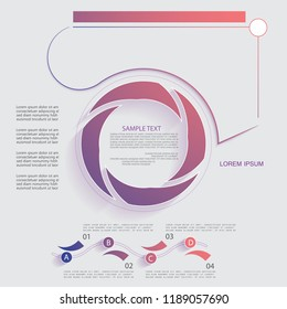 Templates for presentation, charts and graphs