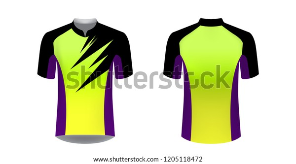 Templates Sportswear Designs Sublimation Printing Uniform Stock