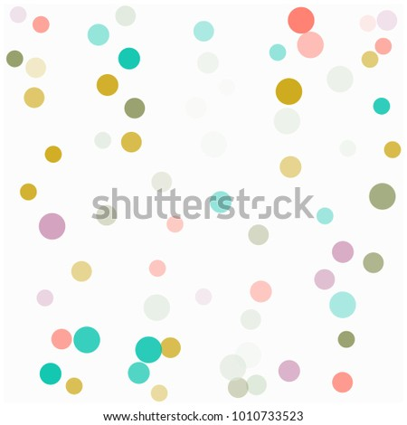 tender romantic confetti hipster wedding vector texture new year valentine party or