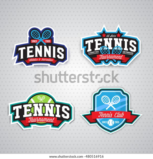 Tennis Badge Logo Templatesport Tshirt Graphics Stock Vector Royalty Free 480516916,Short Diamond Mangalsutra Designs Latest