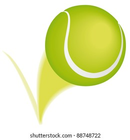Bouncing Tennis Ball Images Stock Photos Vectors Shutterstock