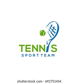 Tennis Logo Images Stock Photos Vectors Shutterstock