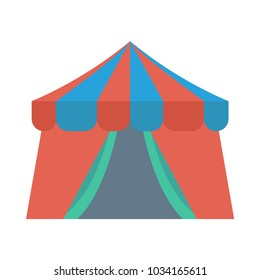 tent circus camping