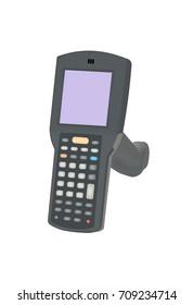 terminal data collector