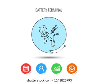 Terminal Connector Stock Vectors, Images & Vector Art ... on