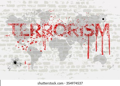 Terrorism in the world.......
