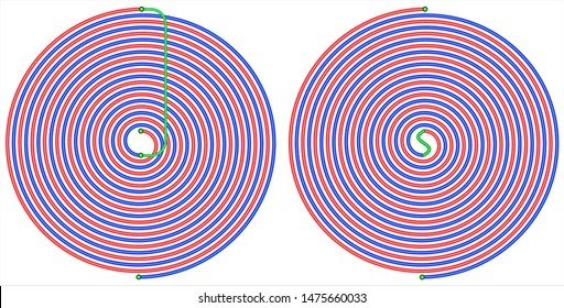 Tesla's BiFilar Coil (parallel windings)