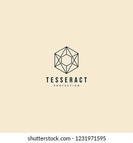 Tesseract Hexagon Protection design inspiration