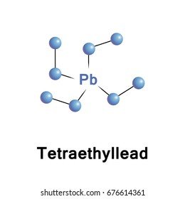 Tetraethyllead is an organolead compound with the formula (CH3CH2)4Pb. TEL was mixed with gasoline as a patented octane rating booster that allowed engine compression to be raised substantially