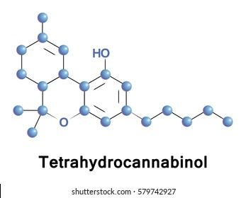 Tetrahydrocannabinol is the principal psychoactive constituent (or cannabinoid) of cannabis. THC in Cannabis is assumed to be involved in self-defense, perhaps against herbivores