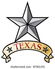 Texas Lone Star Symbol