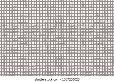 Texture of canvas. Seamless pattern. Sackcloth or burlap texture background
