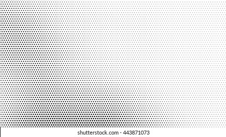 texture dot vector pixel modern halftone background, overlay black pattern on white