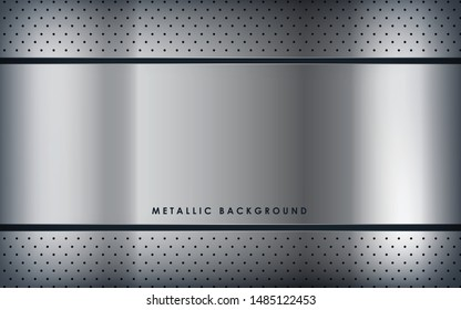 Texture metal background. Bright metallic color effect.