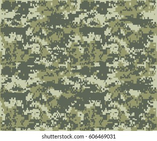 texture military camouflage repeats seamless army green