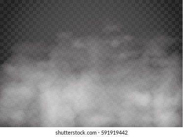 The texture of the smoke