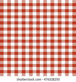 Textured red and white for textiles